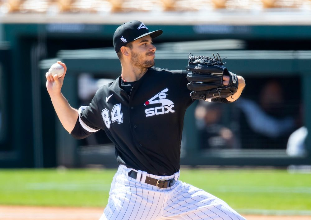 Dylan Cease Chicago White Sox pitcher