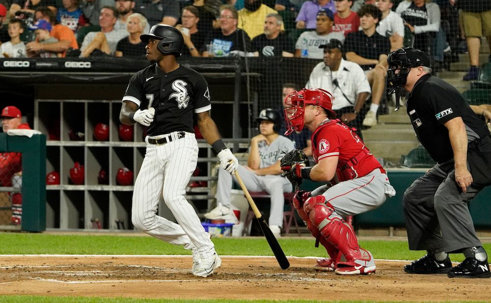 Tim Anderson White Sox ALDS